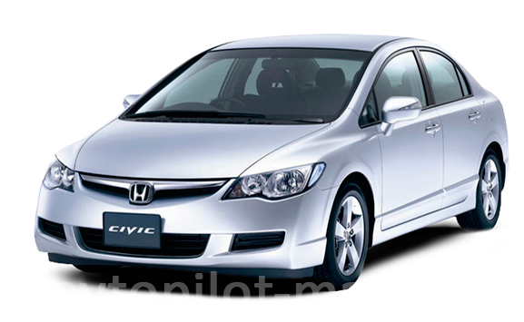 Honda Civic 8 4D